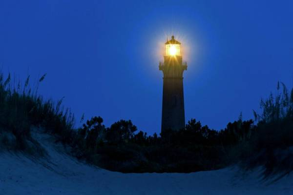 Wall Art - Photograph - Currituck Beach Light by John Greim/science Photo Library
