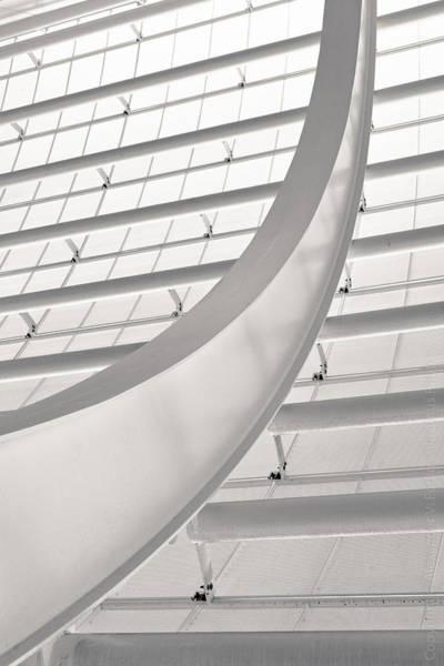 Photograph - Curve by Alexander Fedin