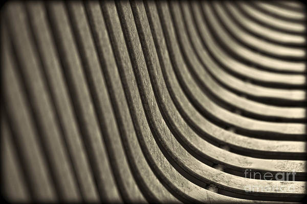 Photograph - Curves I. by Clare Bambers