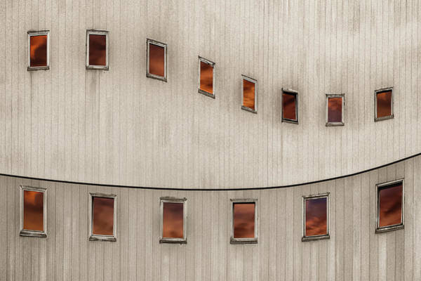 Wall Art - Photograph - Curvilinear by Luc Vangindertael (lagrange)