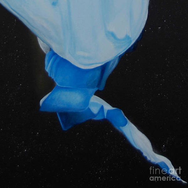 Painting - Cut - Ascension by James Lavott