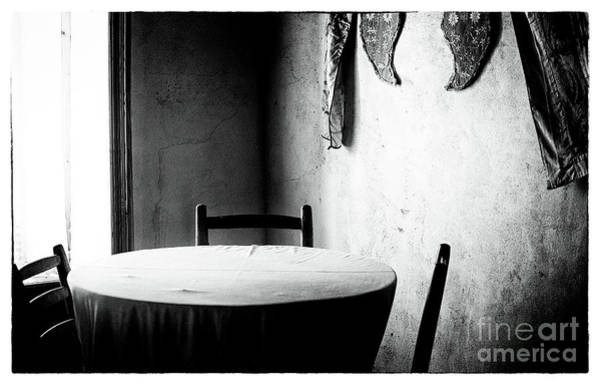 Wall Art - Photograph - Cyprus Table by John Rizzuto