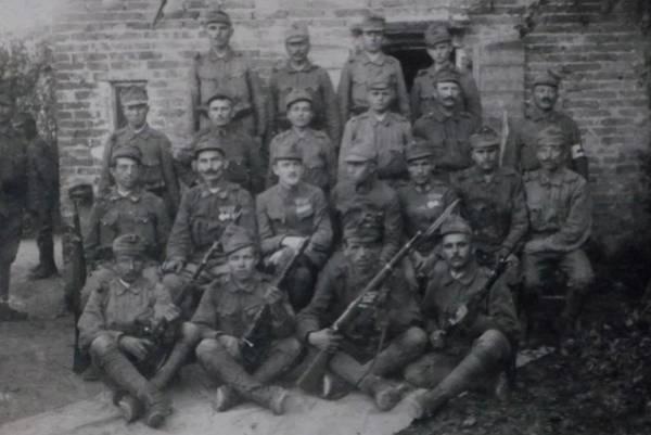 Czechoslovakian Photograph - Czech Army by Anthony Morris