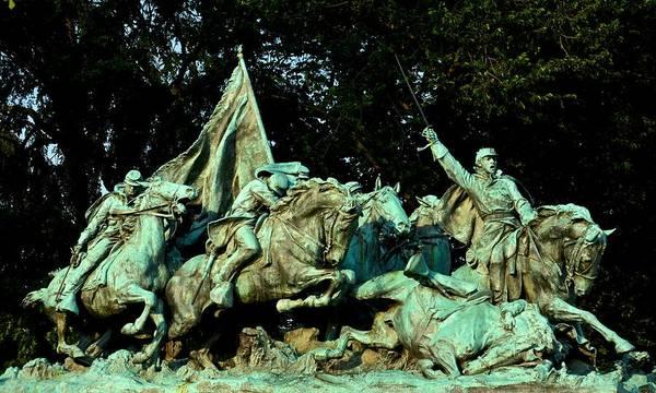 Photograph - D C Monuments 2 by Ricardo J Ruiz de Porras