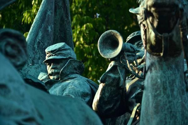 Photograph - D C Monuments 3 by Ricardo J Ruiz de Porras