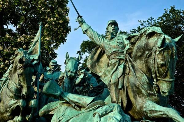Photograph - D C Monuments 4 by Ricardo J Ruiz de Porras