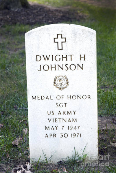Medal Of Honor Photograph - D. H. Johnson - Medal Of Honor by Paul W Faust -  Impressions of Light