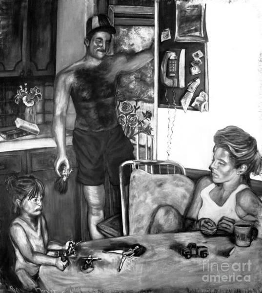 Daddy's Little Girl Art Print