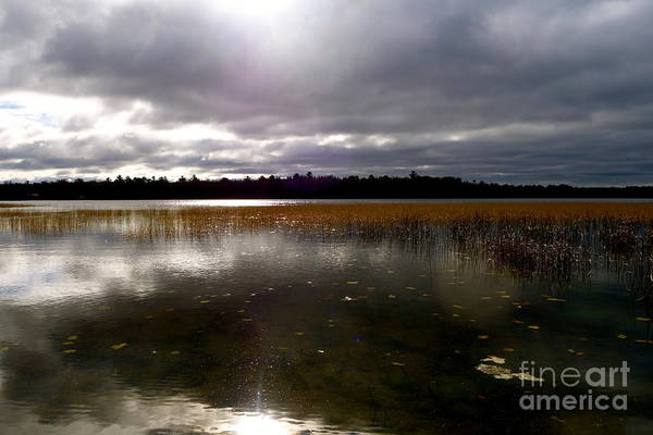 Photograph - Dahler Lake In Emily Minnesota by Jacqueline Athmann