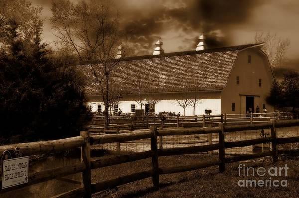 Liane Photograph - Dairy Barn by Liane Wright