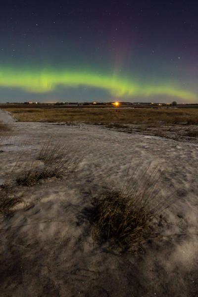 Feb Wall Art - Photograph - Dakota Lights by Aaron J Groen