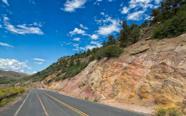 Photograph - Dakota Ridge Drive by John M Bailey