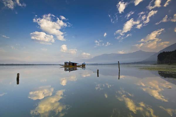 Dal Lake Photograph - Dal Lake by Rohan Lakhlani