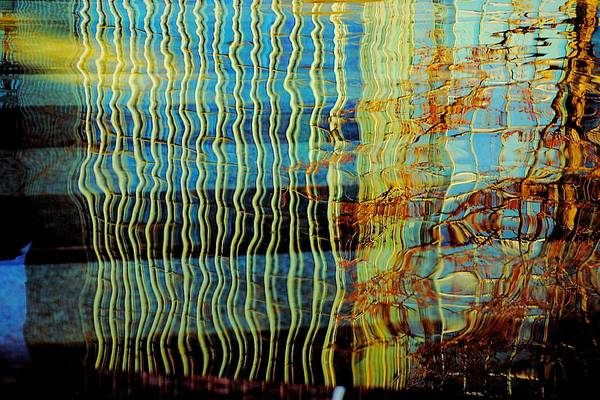 Dali Reflections Of Devon Art Print