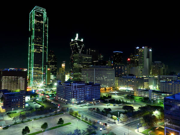 Photograph - Dallas Hdr 007 by Lance Vaughn