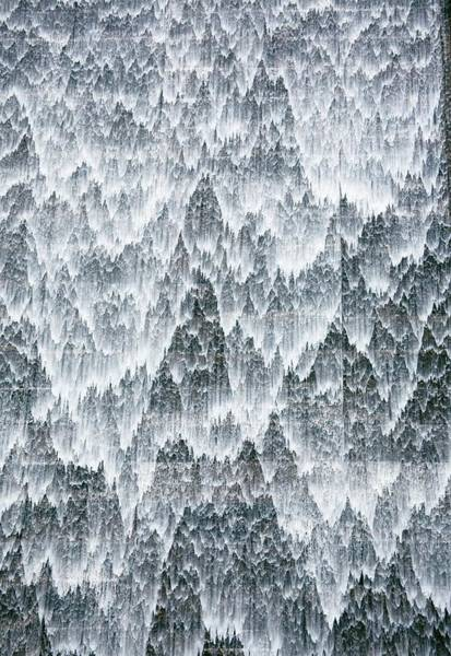 Spillway Photograph - Dam Spillway Waterfall by Tim Vernon / Science Photo Library