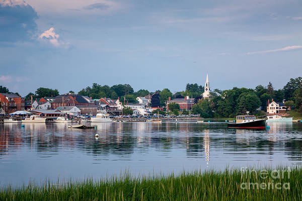 Photograph - Damariscotta Summer by Susan Cole Kelly