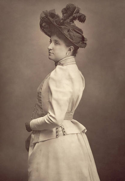 Wall Art - Photograph - Dame Nellie Melba by Stanislaus Walery