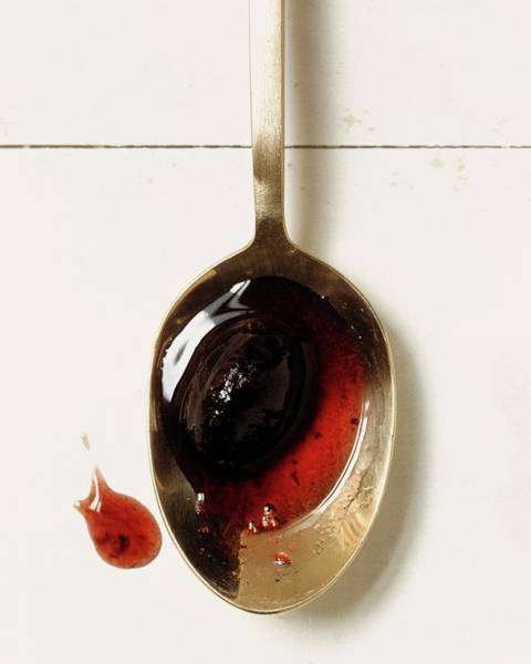 Cutlery Photograph - Damson Plum Relish by Romulo Yanes