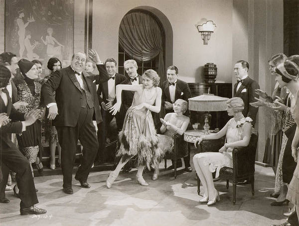 Photograph - Dance: Charleston, 1920s by Granger