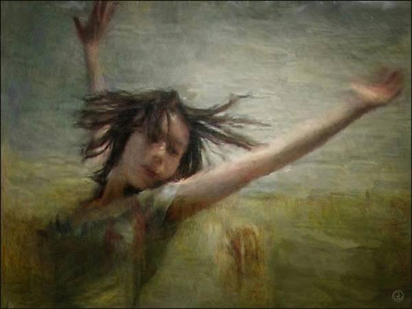 Whirl Digital Art - Dance Despite The Coming Fall by Gun Legler