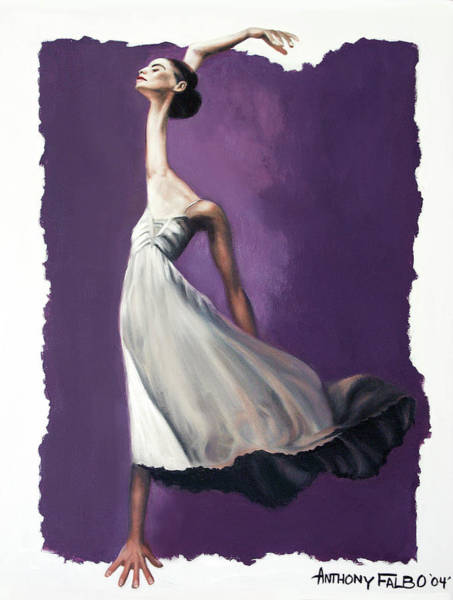 Painting - Dance For Him by Anthony Falbo