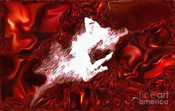Painting - Dance In Velvetty Red by Catherine Lott