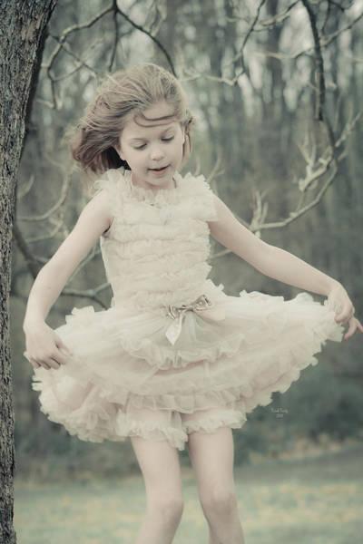 Mixed Media - Dance Like Nobody's Watching by Trish Tritz