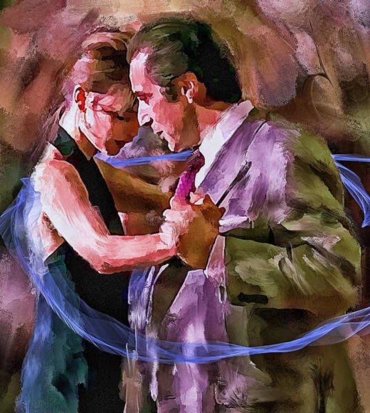 Wall Art - Digital Art - Dance Me To The End Of Love 1 by Yury Malkov