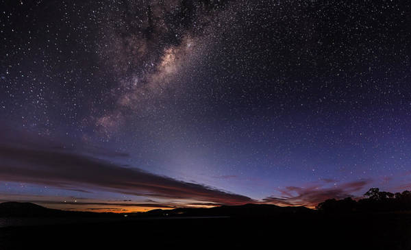 Photograph - Dance Of The Sky by Mark Lucey