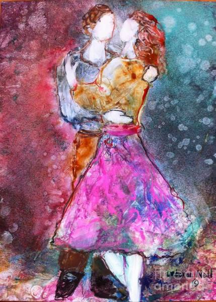 Painting - Dance The Night Away by Deborah Nell