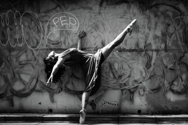 Action Wall Art - Photograph - Dance by Toru Matsunaga