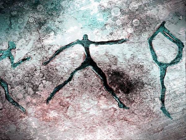 Mixed Media - Dance With Me by Susan Maxwell Schmidt