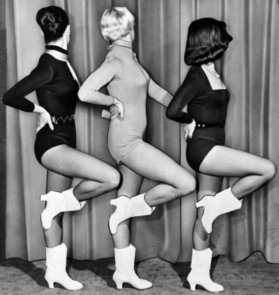 Wall Art - Photograph - Dancers, 1955 by Granger