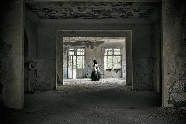 Decay Wall Art - Photograph - Dancing by Martin Johansson