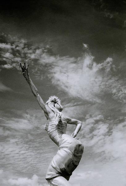 Photograph - Dancing Woman by Shaun Higson