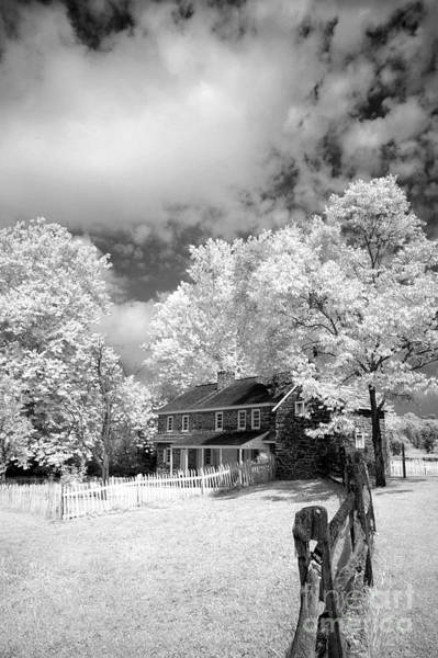 Photograph - Daniel Boone Homestead - 2 by Paul W Faust -  Impressions of Light