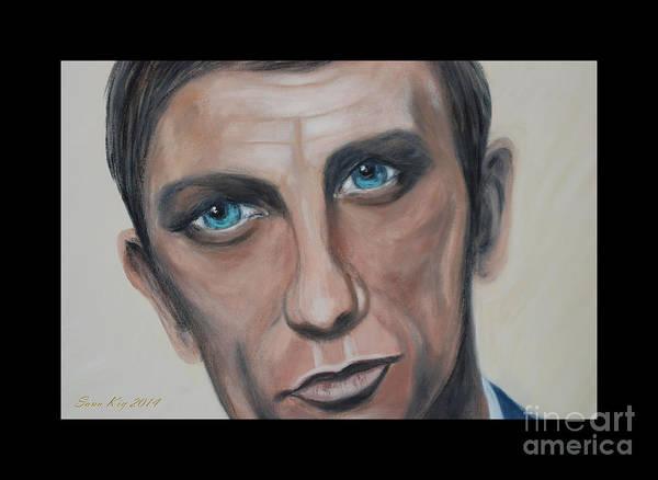 Painting -  Daniel.incredibly Talented Man by Oksana Semenchenko