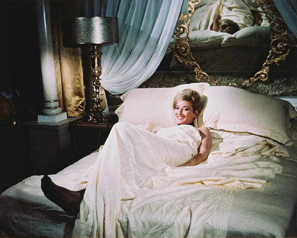 From Russia With Love Wall Art - Photograph - Daniela Bianchi In From Russia With Love  by Silver Screen