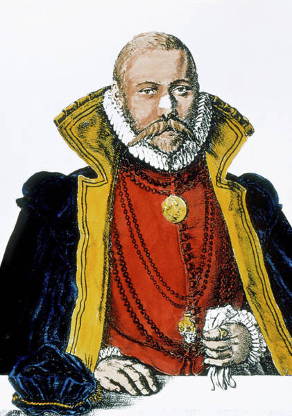 Astronomer Photograph - Danish Astronomer Tycho Brahe by Science Photo Library
