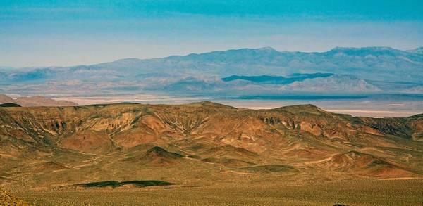 Photograph - Dante's View #6 by Stuart Litoff