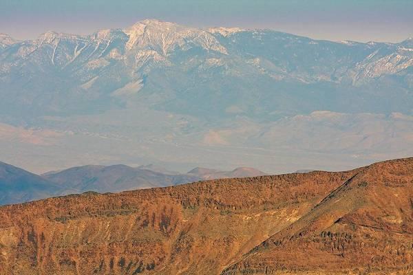 Photograph - Dante's View #7 by Stuart Litoff