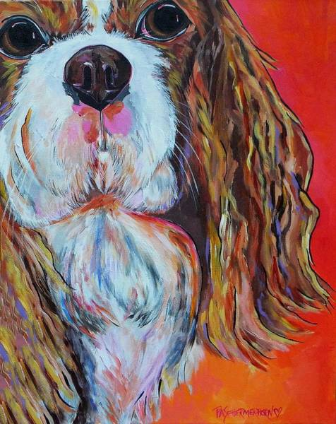 Painting - Daphney by Patti Schermerhorn