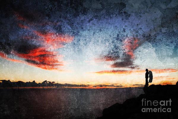 Belief Photograph - Dark Angel by Stelios Kleanthous