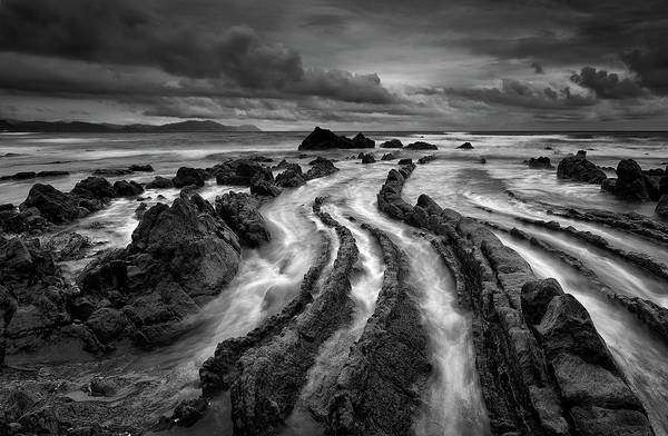 Wall Art - Photograph - Dark Barrika by Antonio Carrillo Lopez