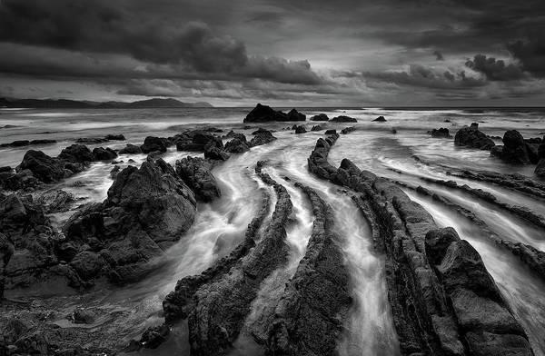Smooth Photograph - Dark Barrika by Antonio Carrillo Lopez