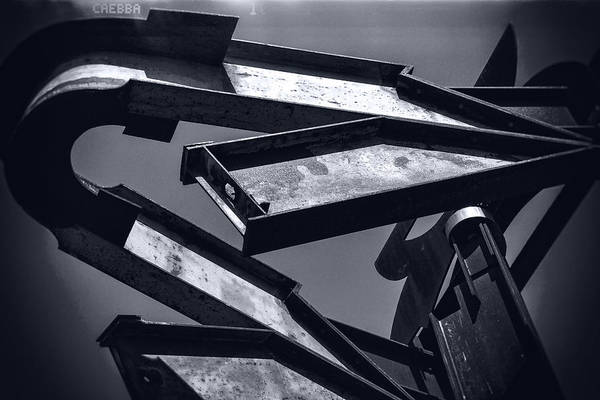 Photograph - Dark Beams by Michael Hope