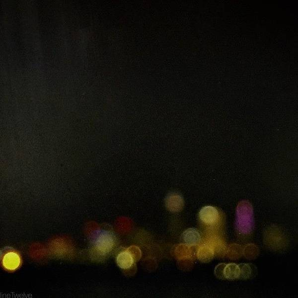 Abstract Skyline Wall Art - Photograph - Dark Before The Dawn by Dave Thewlis