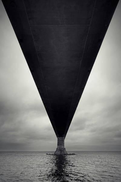 Prince Edward Island Photograph - Dark Bridge by Shaunl