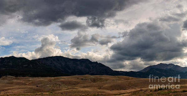 Photograph - Dark Clouds On The Horizon by Charles Kozierok